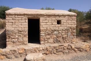 Reconstrucción casa ibérica